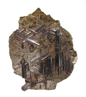 Rutile on Rutile Ps. After Hematite