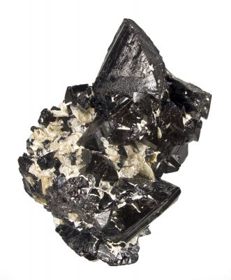 Cassiterite (Rare Locality Piece)