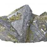 Tetrahedrite With Chalcopyrite