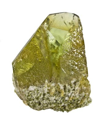Sphene Var. Titanite (Twinned)
