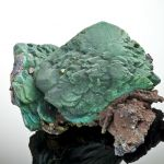Chrysocolla Ps. After Malachite After Azurite