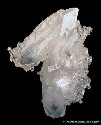Gemmy Fluorapophyllite