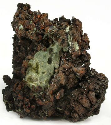 Copper (Cubic Crystals)