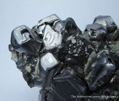 Galena and Sphalerite