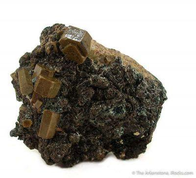 Ferroan Pyrosmalite