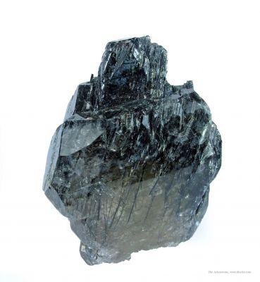 Fluorapatite and Actinolite