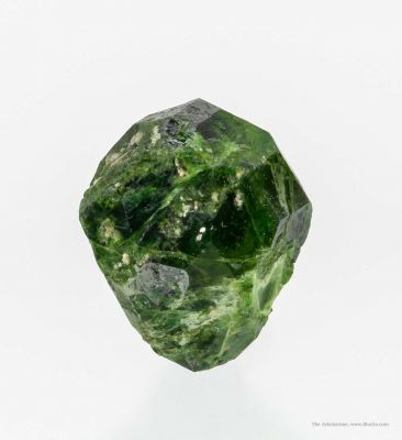 Garnet Var. Demantoid