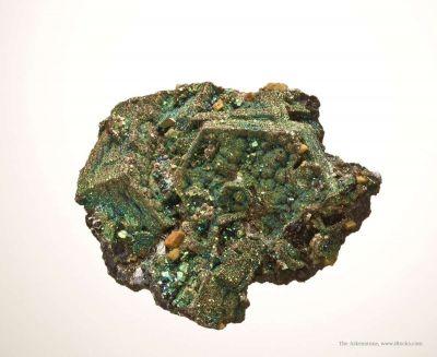 Pyrite Pseudo. After Pyrrhotite