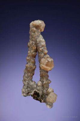 Calcite on Calcite