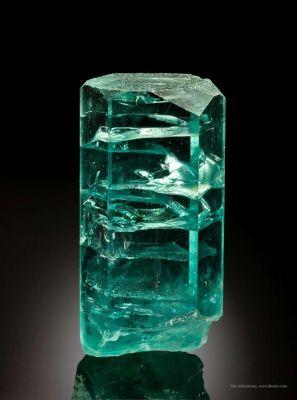 Beryl Var. Aquamarine -