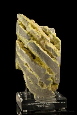 Sulfur in Drill Core