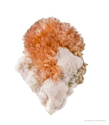 Orange Prehnite