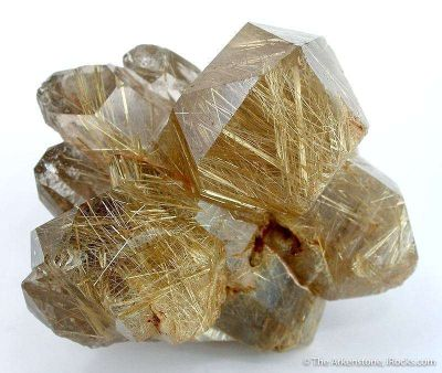 Rutilated Quartz (Floater)
