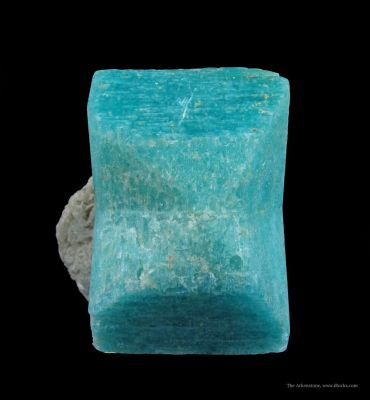 Microcline Var. Amazonite (Mannebach Twin)