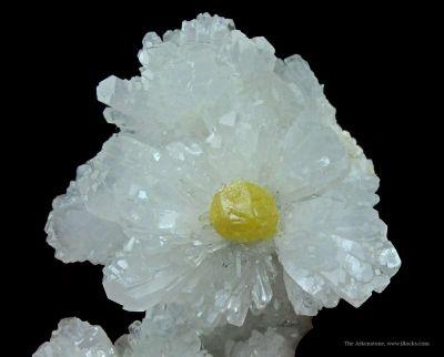Celestine and Sulfur