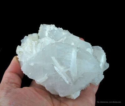 Anhydrite and Calcite