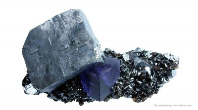 Galena, Fluorite, and Sphalerite