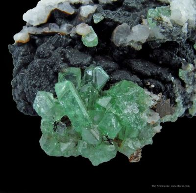 Anglesite (Green)