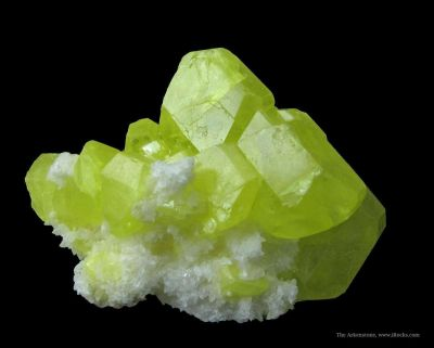 Sulfur and Aragonite