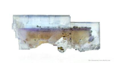 Fluorite, Chalcopyrite