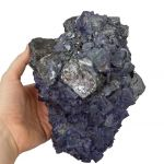 Galena, Fluorite, Sphalerite