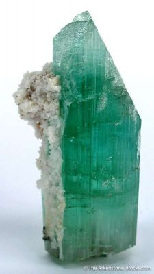 Tourmaline With Cookeite
