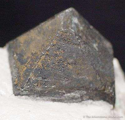Tetrahedrite Var. Mercurian Schwatzite