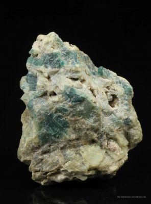 Grandidierite Crystals