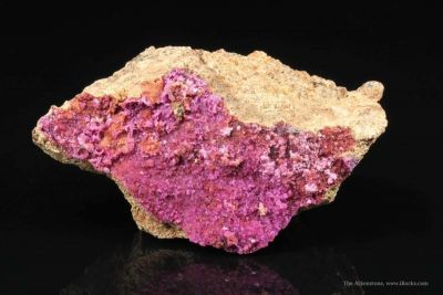 Mannsfieldite (Cobaltoan) With Minor Erythrite