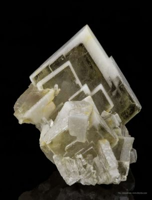 Baryte (Two Generations)