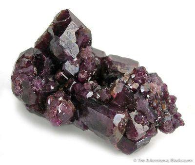 Mangan-Vesuvianite