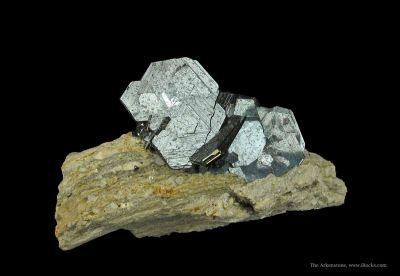 Hematite on Granite