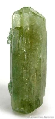 Vesuvianite (Doubly-Terminated Floater)