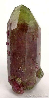 Vesuvianite With Mangan-Vesuvianite