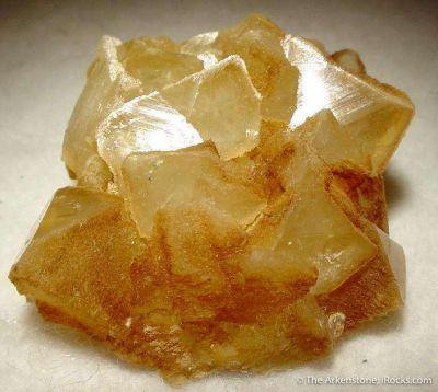 Prehnite (Crystals!)