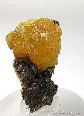 Paradamite on Legrandite