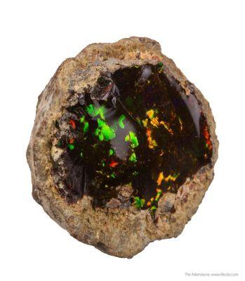 Opal (nodule pair)