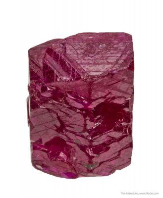 Corundum var. Ruby (fluorescent) (DT)