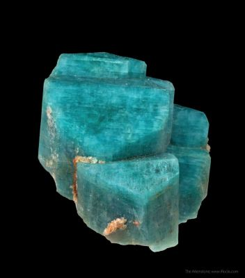 Microcline var. Amazonite