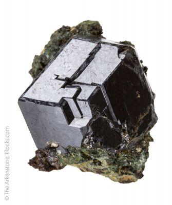 Melanite Garnet
