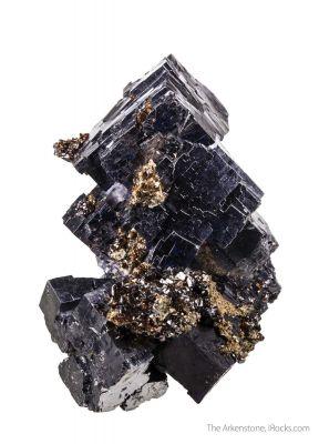 Galena, Sphalerite and Fluorite