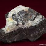 Mereheadite (type locality) with Crednerite (ex. BMNH)