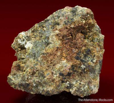 Krutovite (type locality) with Stephanite