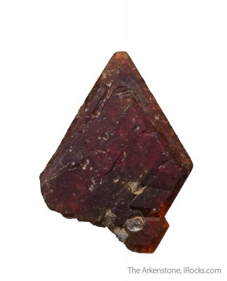Bastnasite of unusual crystal form