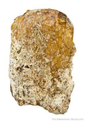 Serpentine after Olivine (Chrysolite)