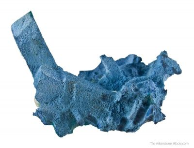 Shattuckite ps. after Azurite