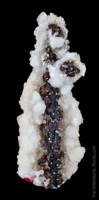 Parahopeite stalactite
