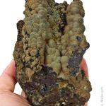 Laubmannite (Beraunite, Dufrenite, Kidwellite, Unnamed Mineral)