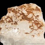 Cryolite with Siderite