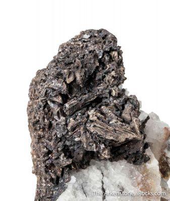 Bismuth, Nickelskutterudite and Quartz